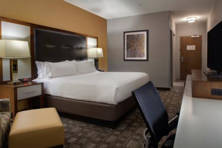 HIX Albany Guest Room