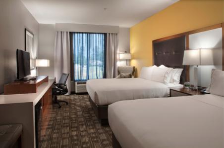 HIX Albany Guest Room 2