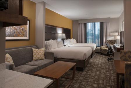 HIX Albany Guest Room 3