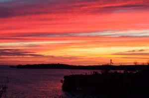 Layered Sunset 2