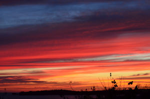Layered Sunset 3