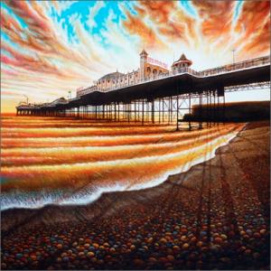 """""""Brighton Pier"""" by Zorian Matthews"""