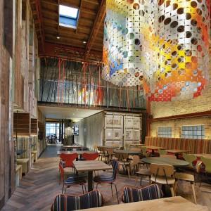 Restaurant Design Nando's Dundee