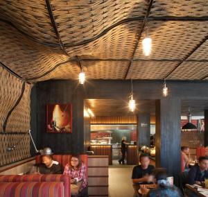 Restaurant Design Nando's Dublin