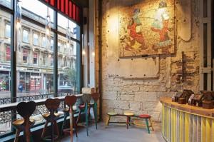Restaurant Design Nando's Glasgow