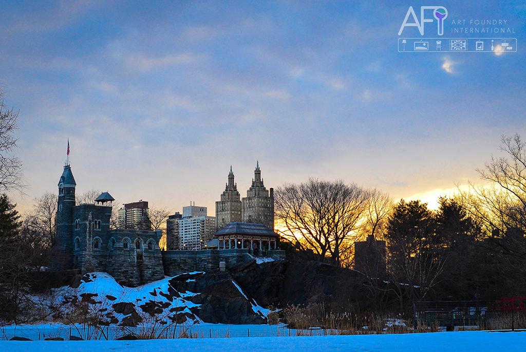 Castle Central Park