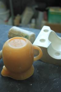 Wax Mold
