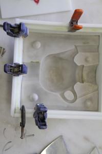 Plaster Mold