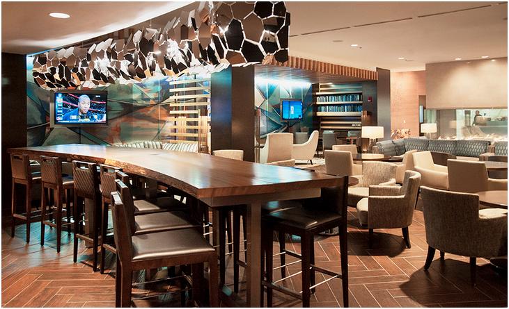 Marriott Bar