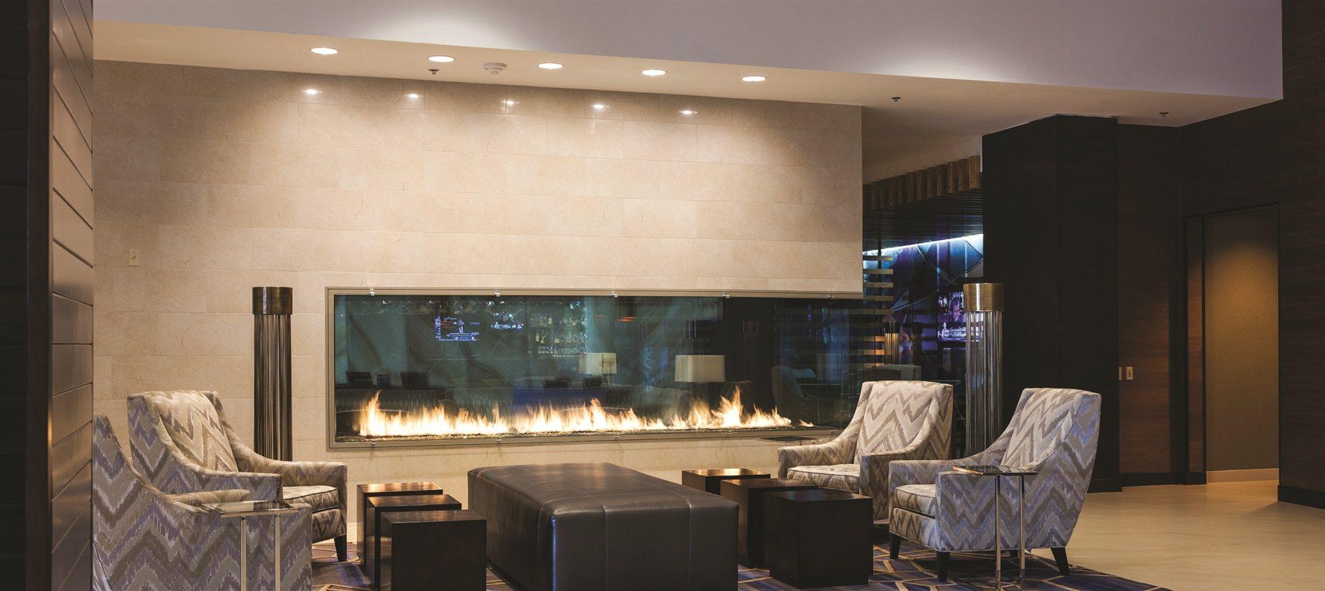 Marriott Fireplace