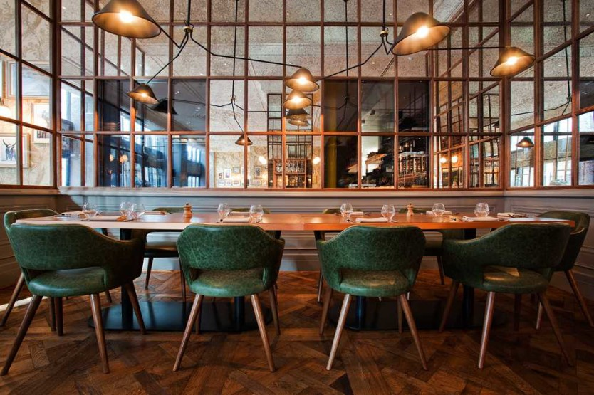 Table For Two Budapest Restaurant Design Art Foundry International - Table for two restaurant