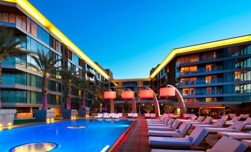 W Hotel Scottsdale Pool 2
