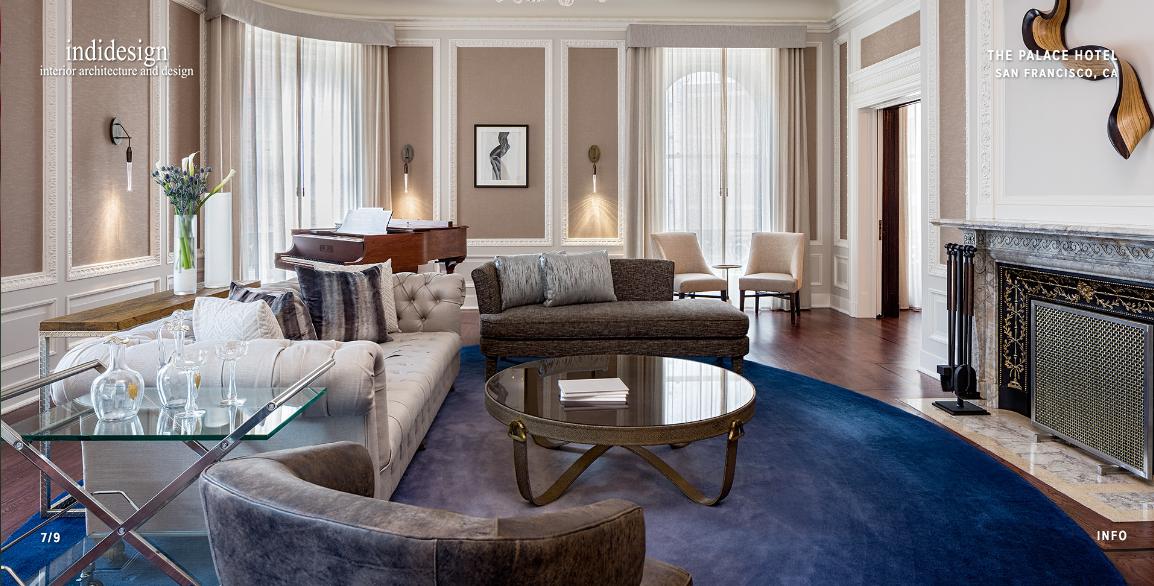 Design Guest Room Suite