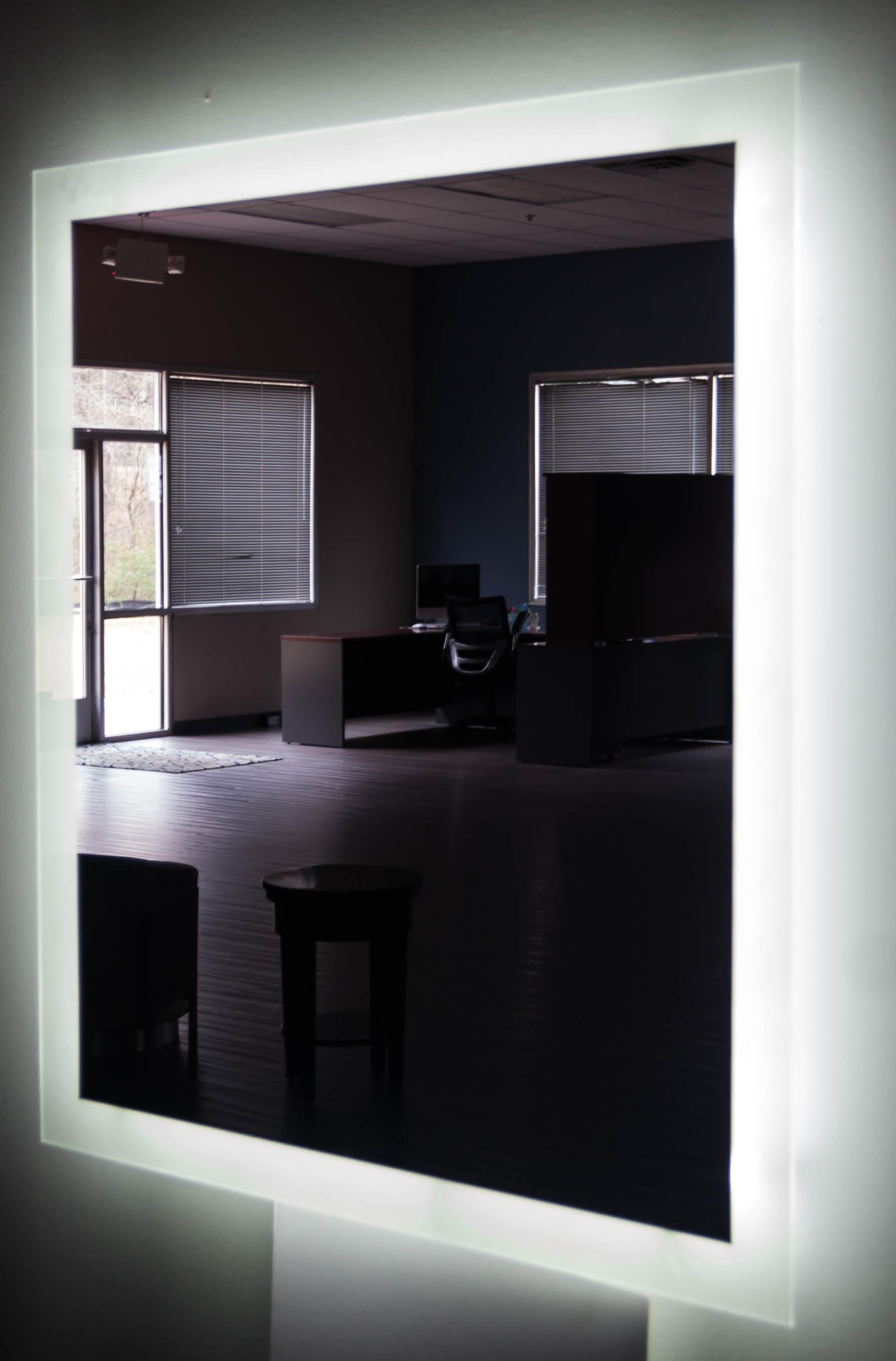 AFI Backlit Mirror 3