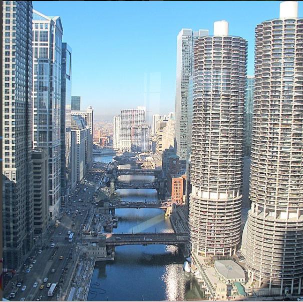 Wyndham Grand Downtown Chicago