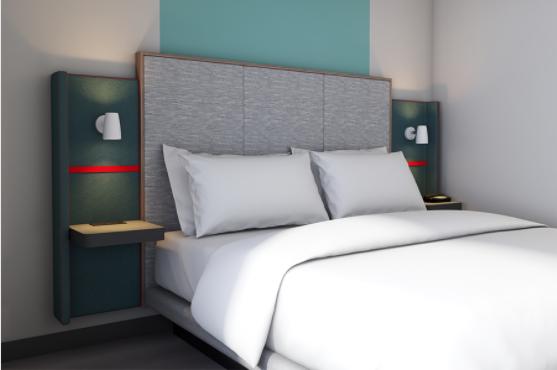 avid hotels IHG Guest Room
