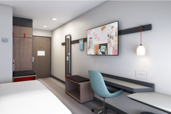 avid hotels IHG workspace